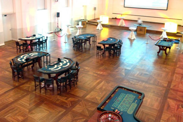 "Casino-Event ""Firmenfeier"""