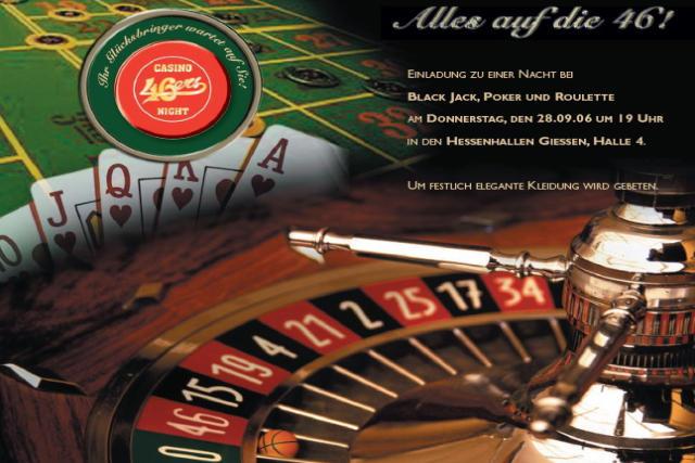 """Sport Event """"LTi Giessen 46ers"""""""